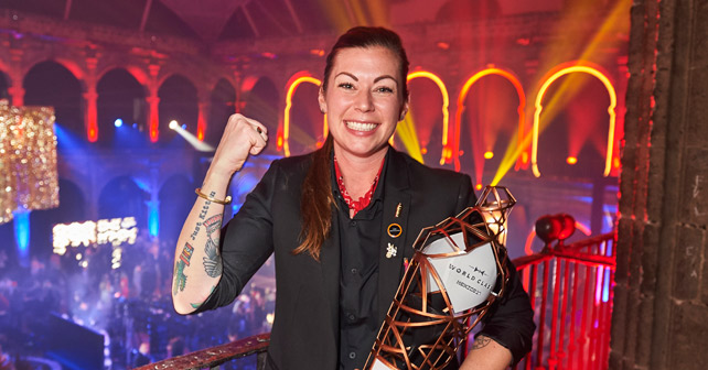 "Kaitlyn Stewart ""WORLD CLASS Bartender of the Year 2017"""