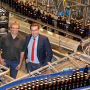 Krombacher Brauerei Langenbach Schaller