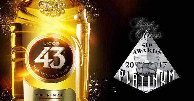 Licor 43 SIP Awards 2017