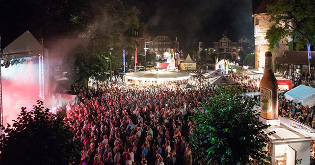 Lübzer Turmfest 2016