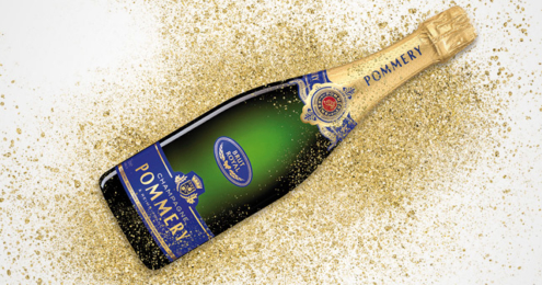 POMMERY Brut Royal Gold