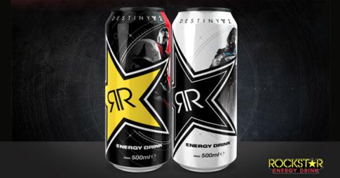 Rockstar Energy Destiny 2