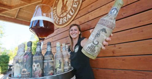 Rügener Insel-Brauerei Biere