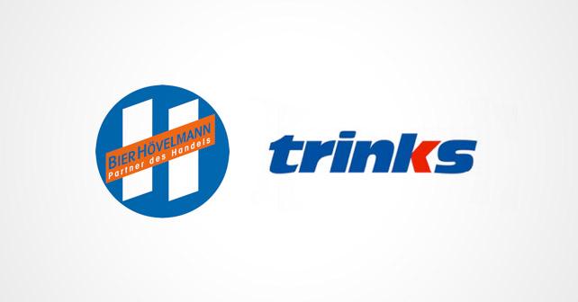 Bier-Hövelmann Trinks Logos