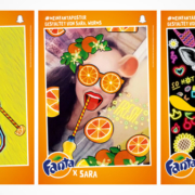 Fanta X You Plakate Teenager