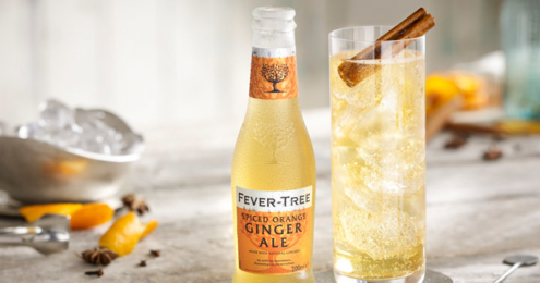 FEVER-TREE Spiced Orange Ginger Ale