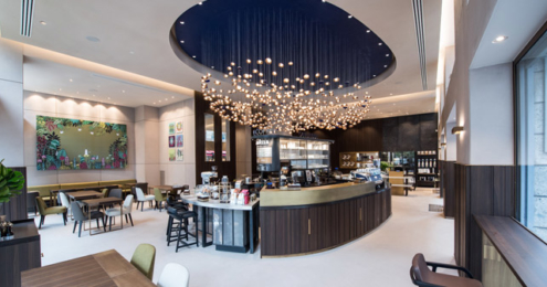 Lavazza Flagship Store Mailand