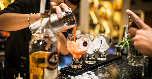 Licor 43 Most Passionate Barista Contest