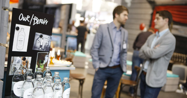 """ProWein """"same but different"""" Our/Berlin"""