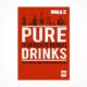 Pure Drinks für echte Kerle Buch