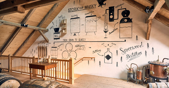 Spreewood Distillers Destillerie