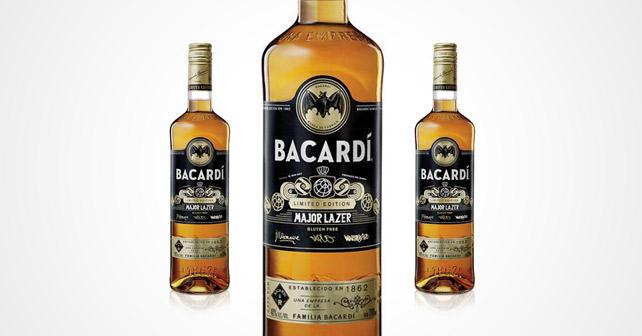 BACARDÍ Limited Edition Major Lazer