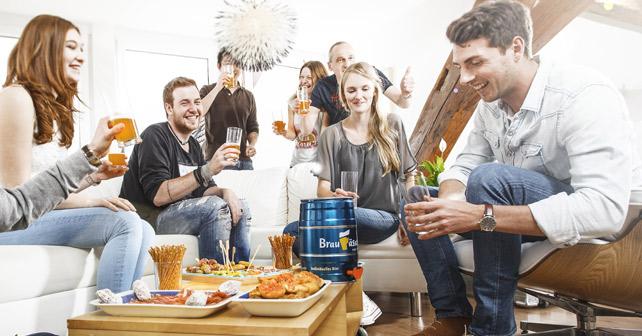 Braufässchen Party