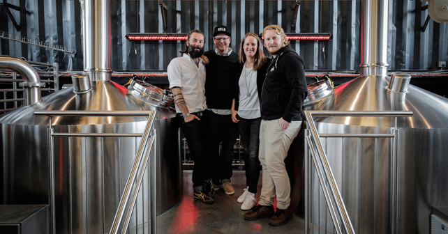 BRLO BRWHOUSE Gastro-Gründerpreis 2017