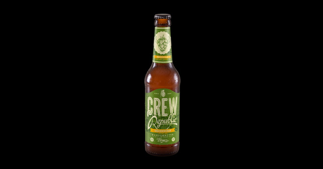 CREW Republic Greenhorn Wet Hop Beer