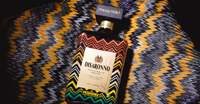Disaronno Missoni Limited Edition