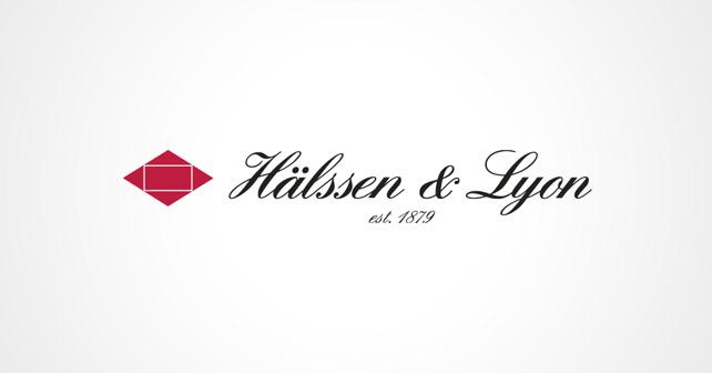 Hälssen & Lyon Logo