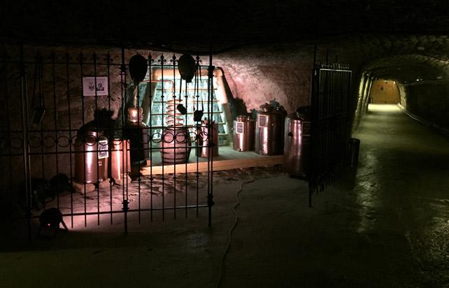miners-gin-salzbergwerk-lager