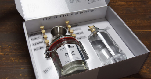 Private Gin Box