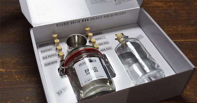 Private Gin Box