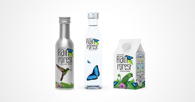 Rain Forest - Artesian Water