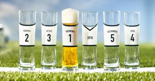 RASTAL Weltmeister-Gläser 2018