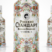 "Russian Standard Limited Edition ""Pavlovo Posad"""