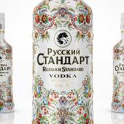 "Russian Standard Limited Edition ""Pavlovo Posad"""