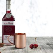 Schladerer Sauerkirsch-Zimt Liqueur