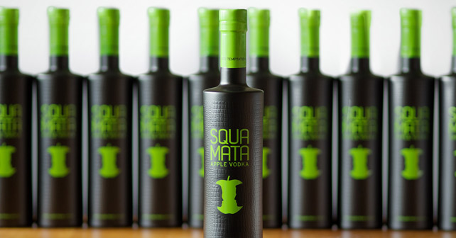 Squamata Apple Vodka