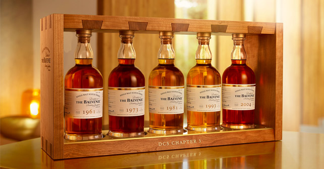 The Balvenie Chapter Three