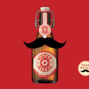 Wulle Bier Movember 2017