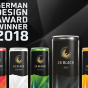 28 BLACK German Design Award 2018