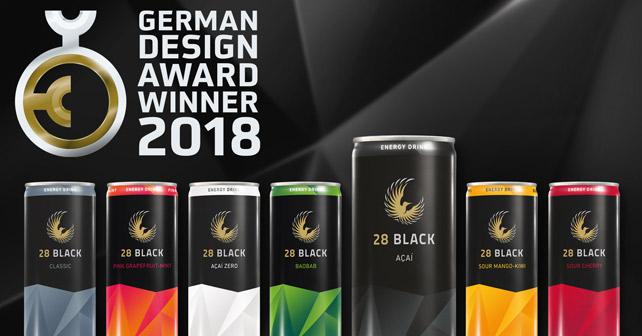 28 BLACK German Design Award 2018