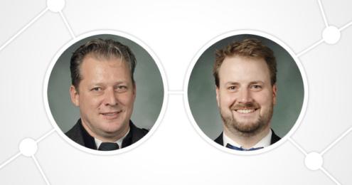 """Diageo Christian Schwarzmann und Thomas Plaue """"Keepers of the Quaich"""""""