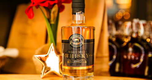 Gold Ochsen Single Malt Whisky