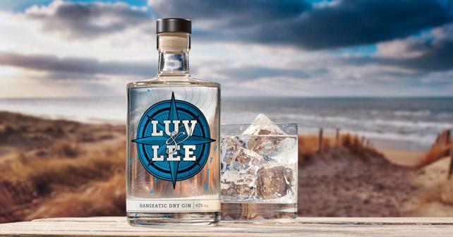LUV & LEE Hanseatic Dry Gin