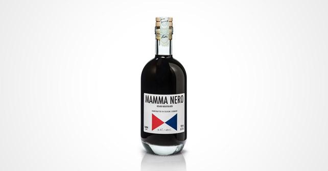 Mamma Nero Flasche