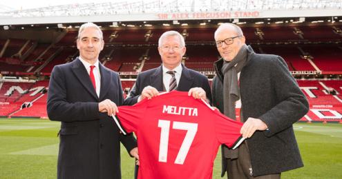 Melitta Manchester United