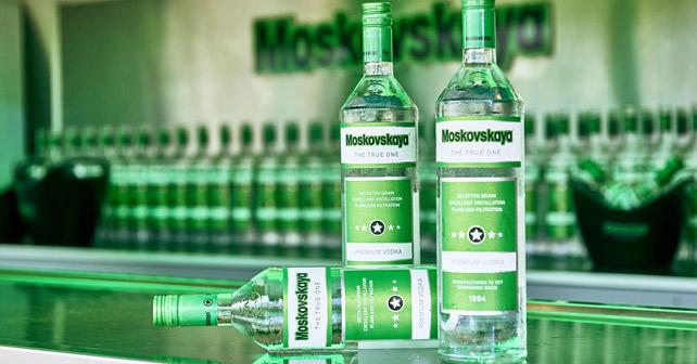 MOSKOVSKAYA Bar