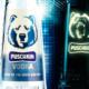 Puschkin Vodka Glow in the Dark Edition