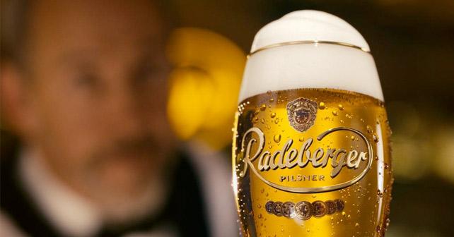 Radeberger Pilsner Glas