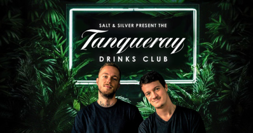 Salt & Silver Tanqueray Drinks Club
