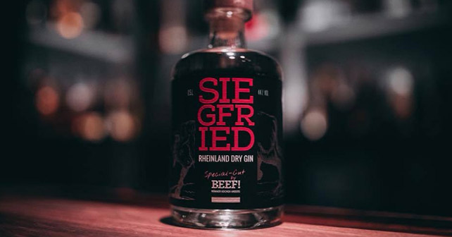 Siegfried Gin BEEF! Cut 2017