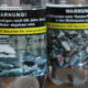 SodaStream PET-Flasche Warnhinweis