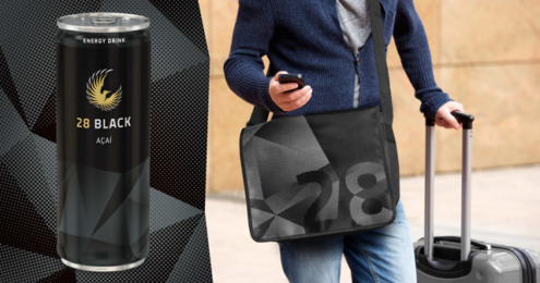28 BLACK Messenger Bags