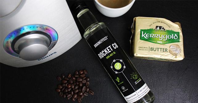 BRAINEFFECT Bulletproof Coffee