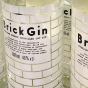 Brick Gin neues Design