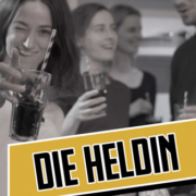 DIAGEO #StayYourself Die Heldin
