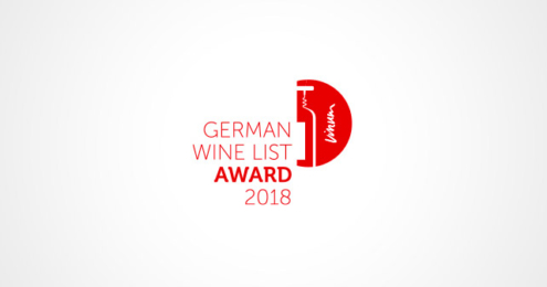 German Wine List Award 2018 Logo